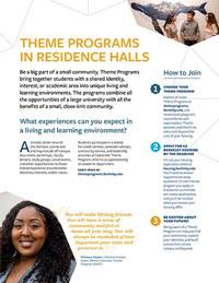 Theme Program Flyer Thumbnail image
